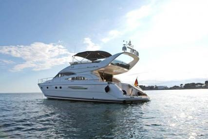Princess 61 for sale in Germany for €320,000 (£281,200)