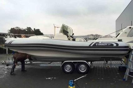 Marlin Boat Marlin 29 Cabin Mit Trailer for sale in Germany for €55,000 (£49,122)