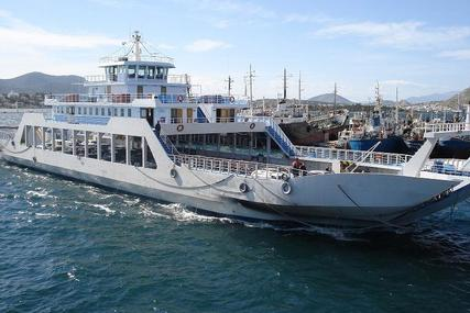 Double End Car Pax Ferry for sale in Greece for €4,200,000 (£3,737,619)