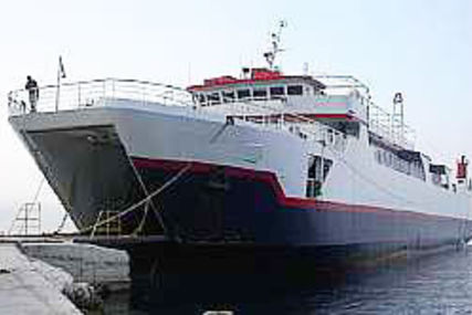 Day Pax Car Ferry Roro for sale in Greece for €6,500,000 (£5,754,606)