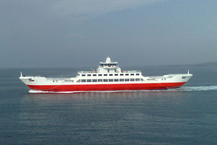 Day Pax/ Car Ferry 98m for sale in Greece for €8,300,000 (£7,305,824)