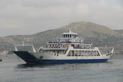 Double End Day Pax Car Ferry for sale in Greece for €3,450,000 (£3,036,758)