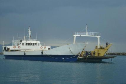 LCT Car / Cargo Ferry for sale in Greece for €750,000 (£663,993)
