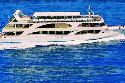 Passenger Cruise Ship for sale in Greece for €1,400,000 (£1,239,651)