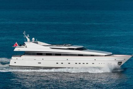Cantieri di Pisa Akhir 125 for sale in Greece for €2,950,000 (£2,596,648)