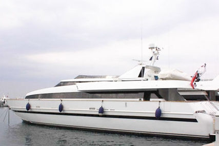 Baglietto 36 for sale in Greece for €1,450,000 (£1,269,113)