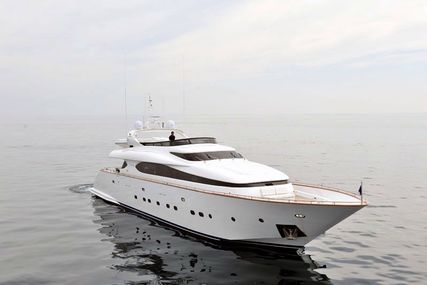 Maiora 31DP for sale in Greece for €4,900,000 (£4,330,075)