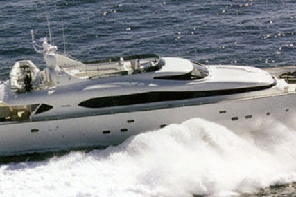 Maiora 31DP for sale in Greece for €1,800,000 (£1,565,449)