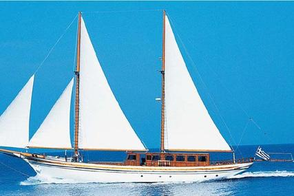 Custom Greek Schooner for sale in Greece for €1,250,000 (£1,087,117)