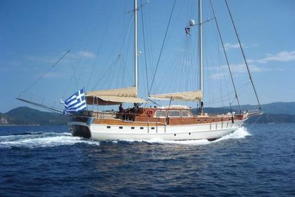 Contemporary Motor Sailer for sale in Greece for €950,000 (£841,550)