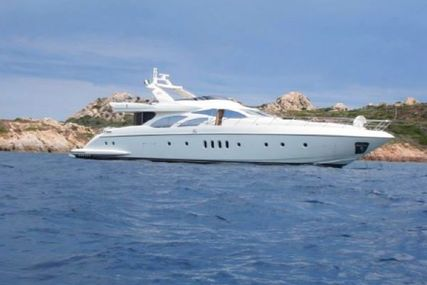 Azimut 98 Leonardo for sale in Greece for €2,100,000 (£1,852,211)