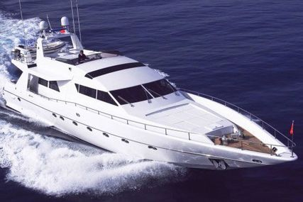 Alfamarine for sale in Greece for €450,000 (£393,185)