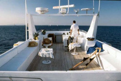 Steel Motor Yacht 30m for sale in Greece for P.O.A.