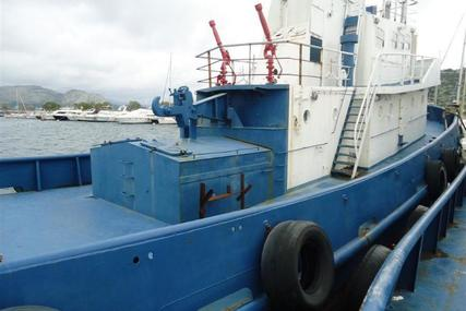 Tug Boat for sale in Greece for €210,000 (£183,949)