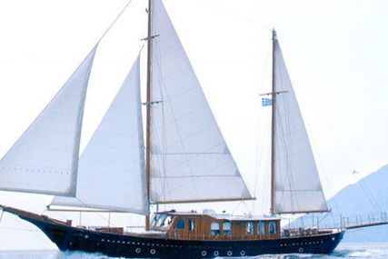 Greek Wooden Motor Sailer for sale in Greece for €1,500,000 (£1,310,879)
