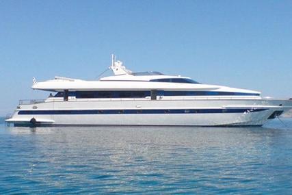 Tecnomarine 90 for sale in Greece for €800,000 (£705,275)
