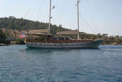 Gullet for sale in Greece for €1,350,000 (£1,185,687)