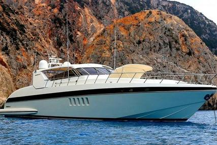 Mangusta 80 for sale in Greece for €490,000 (£428,584)