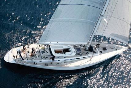 Nautor's Swan 80 for sale in Greece for €1,050,000 (£937,868)
