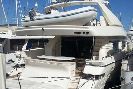 Posillipo Technema 80 for sale in Greece for €790,000 (£696,495)