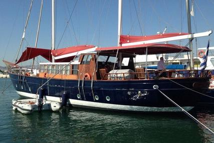 Gaff Rigged Motor Sailer for sale in Greece for €280,000 (£245,276)