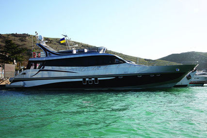 Alvento 77 for sale in Greece for €895,000 (£791,545)