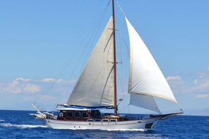Traditional Wooden Sloop 72ft. for sale in Turkey for €195,000 (£170,474)