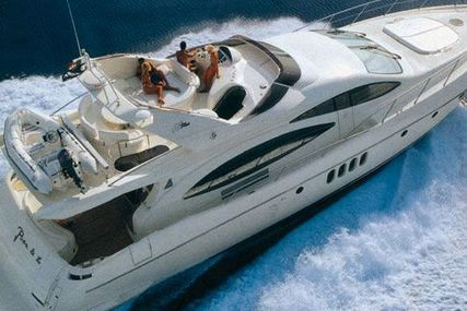 Azimut 68 Plus for sale in Greece for €465,000 (£409,941)