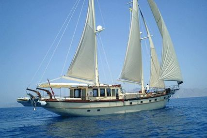 Luxury traditional Gullet for sale in Greece for €450,000 (£396,717)