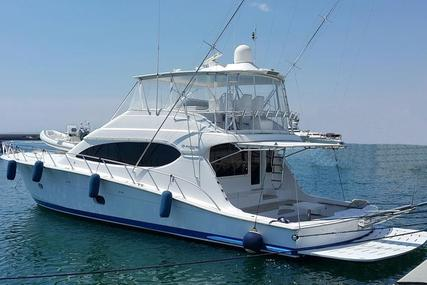 Hatteras 68 Convertible for sale in Greece for $2,300,000 (£1,742,966)