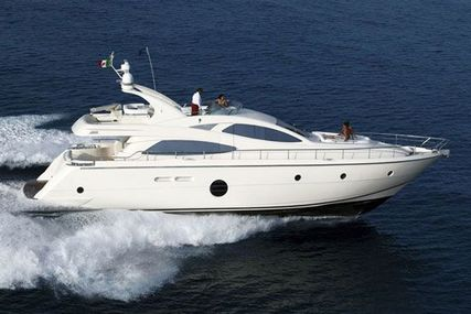 Aicon 64 Fly for sale in Greece for €630,000 (£557,177)