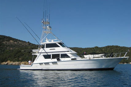 Hatteras for sale in Greece for €550,000 (£480,337)