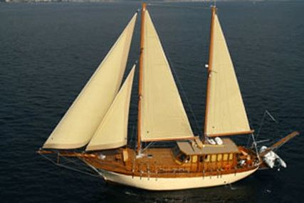 Luke Gaff Motor Sailer for sale in Greece for €550,000 (£484,876)