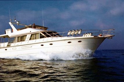 President 60S Flybridge for sale in Greece for €280,000 (£250,067)