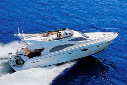 Ferretti 590 for sale in Greece for €490,000 (£427,936)