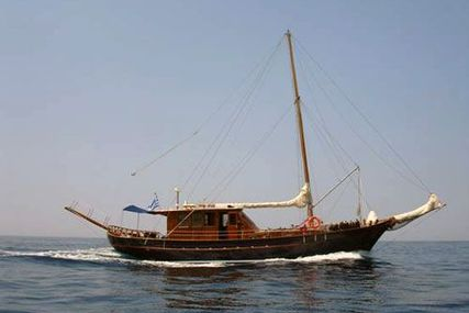Greek Traditional Motor Sailer for sale in Greece for €120,000 (£104,440)