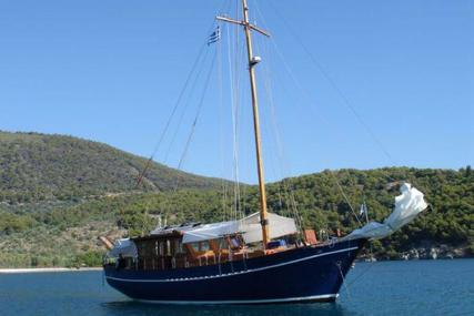 Greek Traditional Motor Sailer for sale in Greece for €220,000 (£192,330)