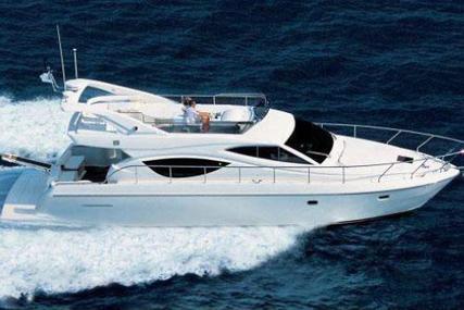Ferretti 500 Elite for sale in Greece for €425,000 (£377,660)