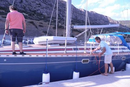 Custom Sloop 54 for sale in Greece for €75,000 (£65,500)