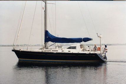 Vitter / Van De Stadt 46 for sale in Greece for €230,000 (£201,620)