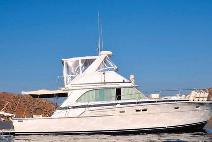 Bertram 46.6 for sale in Greece for €120,000 (£105,792)