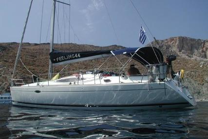 Feeling 44 for sale in Greece for €143,000 (£125,446)
