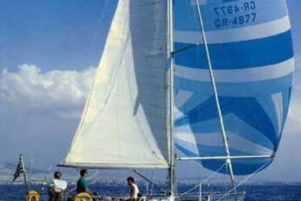 Nautor's Swan 42 for sale in Greece for €75,000 (£66,991)