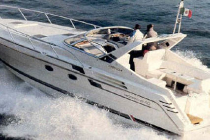 Cranchi for sale in Greece for €75,000 (£66,119)