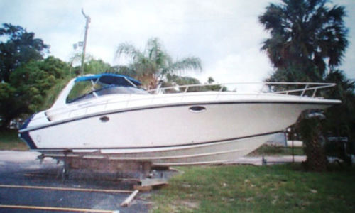 Image of Fountain Power 38 Express for sale in Greece for €145,000 (£128,324) Athens, , Greece