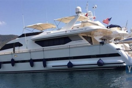Versilcraft Superphantom 85 for sale in Turkey for €600,000 (£526,889)