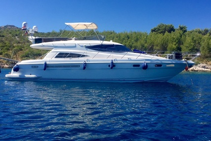 Sealine T52 for sale in Croatia for €310,000 (£271,639)