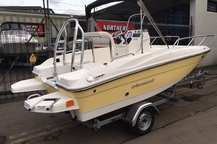 Bayliner Element CC5 for sale in United Kingdom for £14,995