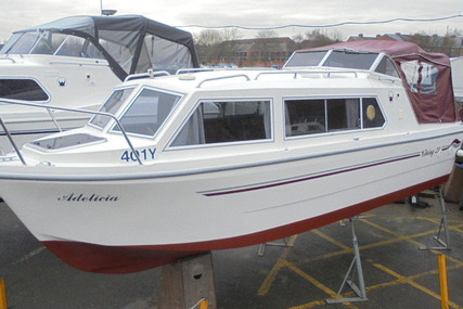 Viking 23 Narrow Beam for sale in United Kingdom for £23,995