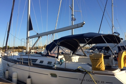 Jeanneau Sun Odyssey 49 for sale in France for €164,900 (£145,375)
